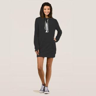 Gekleideter Moletom Trippin Basic Kleid