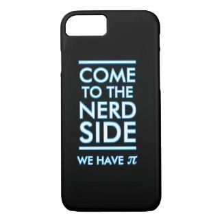 Gekommen zur Nerd-Seite haben wir PU lustigen iPhone 8/7 Hülle