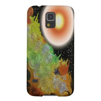 Gelassen gibt es helles abstraktes galaxy s5 hüllen