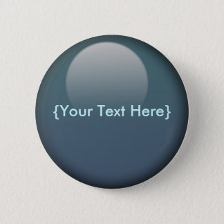Gelee-Knöpfe - addieren Sie Ihren Text Runder Button 5,1 Cm