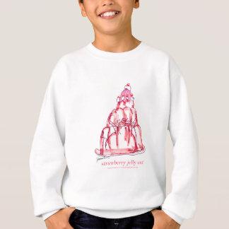 Geleekatze der tony fernandess Erdbeer Sweatshirt