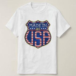 Gemacht auf den stolzen Amerikaner 4. USA von T-Shirt
