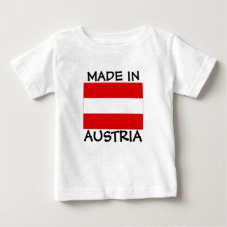 Gemacht im Österreich-Baby-Shirt Baby T-shirt