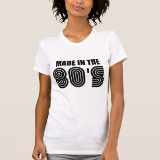 gemacht in Achtzigerjahre T-Shirt