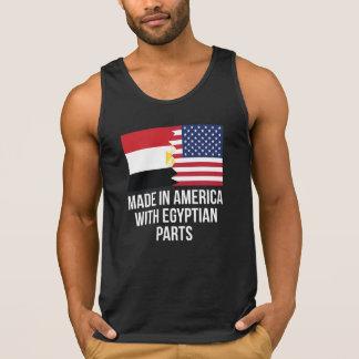 Gemacht in Amerika mit ägyptischen Teilen Tank Top