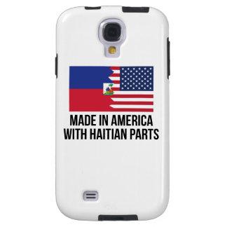 Gemacht in Amerika mit haitianischen Teilen Galaxy S4 Hülle