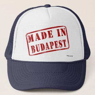 Gemacht in Budapest Truckerkappe