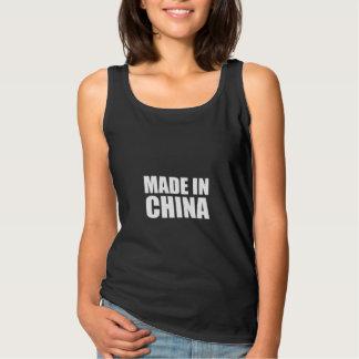 Gemacht in der China Tank Top