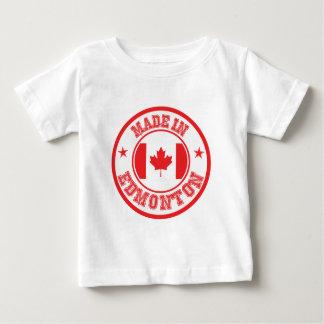 Gemacht in Edmonton Baby T-shirt