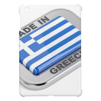 Gemacht in Griechenland-Abzeichen iPad Mini Hülle
