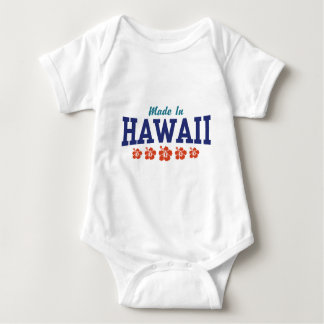 Gemacht in Hawaii Babybody