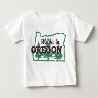 Gemacht in Oregon Baby T-shirt