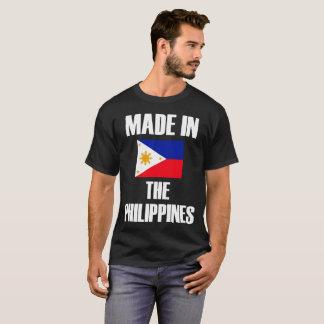 Gemacht in Philippinen-Flagge T-Shirt