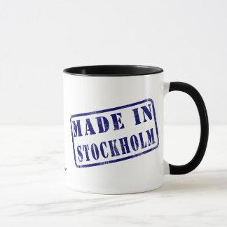 Gemacht in Stockholm Tasse