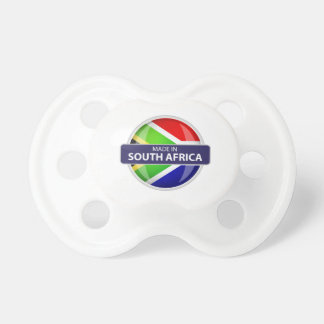 Gemacht in Südafrika Schnuller