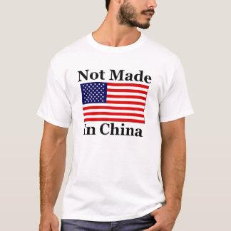 Gemacht nicht in der China - Amerikaner T-Shirt