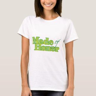 Gemacht vom Ehrengrün T-Shirt
