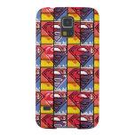 Gemaltes Schild-Muster Samsung Galaxy S5 Cover