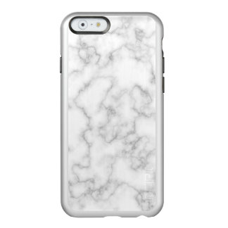 Gemarmorter graues incipio feather® shine iPhone 6 hülle