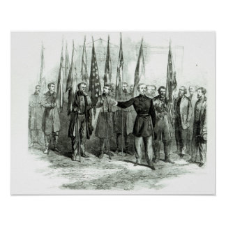 General Custer Poster