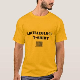 Generischer Archäologie-T - Shirt