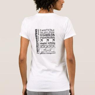 Geoengineering das Klima T-Shirt