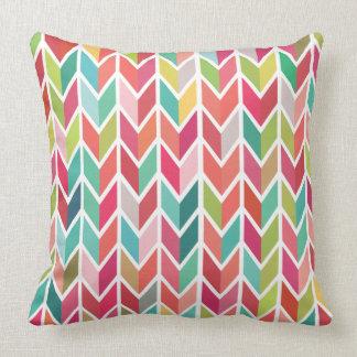 Geometric Chevron Arrow Aztec Pattern Cushion Pillows