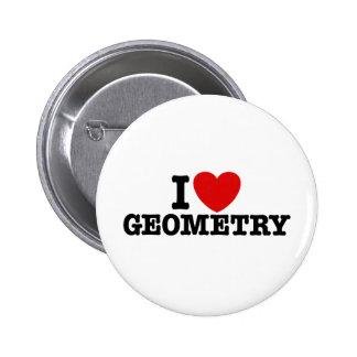 Geometrie Runder Button 5,1 Cm