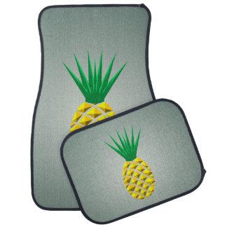 Geometrische Ananas Automatte