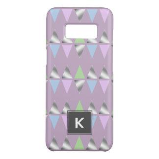geometrische Dreiecke des eleganten klaren Case-Mate Samsung Galaxy S8 Hülle
