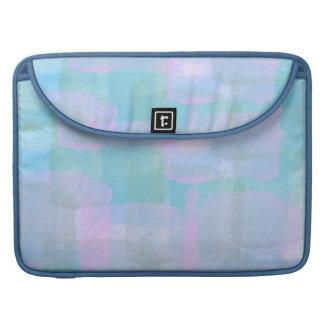Geometrische Pastelllinien Macbook Prohülse MacBook Pro Sleeve
