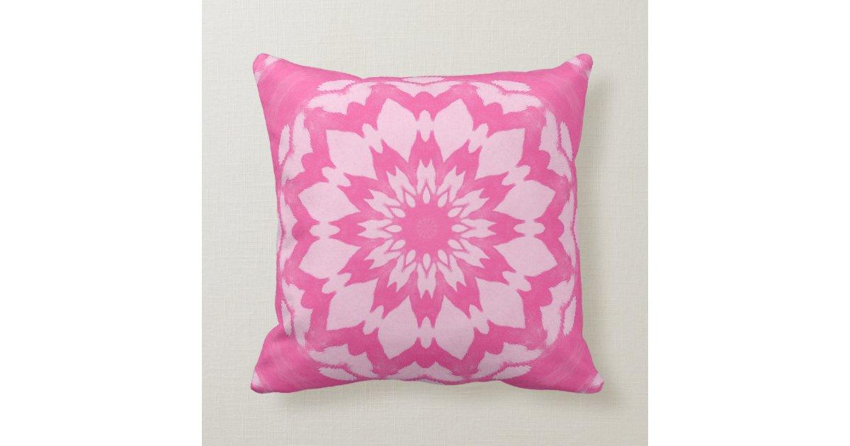 geometrisches muster 4 kissen. Black Bedroom Furniture Sets. Home Design Ideas