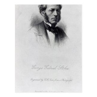 George Gabriel Stokes Postkarte