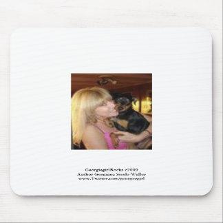 GeorgieGirlRocks Mausunterlage Mousepad