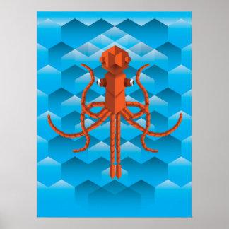 Geosquid Poster