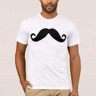 gerade ein Schnurrbart T-Shirt