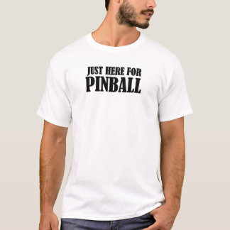 gerade hier T-Shirt