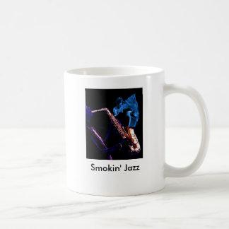 Gerade Smokin Jazz-geerntet, Smokin Jazz Tasse