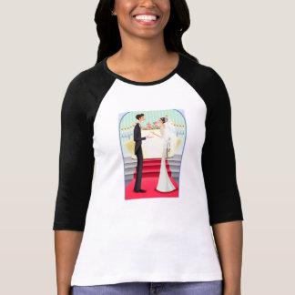 Gerade verheiratet! T-Shirt