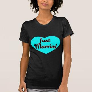 Gerade verheiratetes T-Shirt