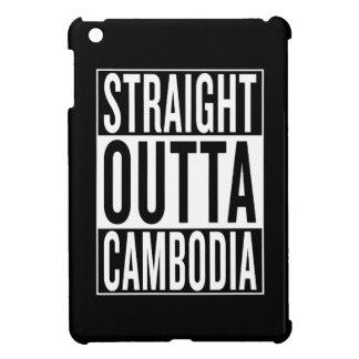 gerades outta Kambodscha iPad Mini Hülle
