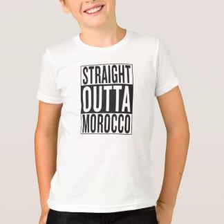 gerades outta Marokko T-Shirt
