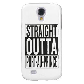 gerades outta Port-au-Prince Galaxy S4 Hülle