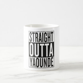 gerades outta Yaounde Tasse