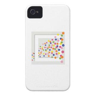 Gerahmte Kreise Case-Mate iPhone 4 Hülle
