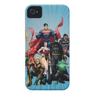 Gerechtigkeits-Liga - Gruppe 2 iPhone 4 Hüllen