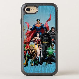 Gerechtigkeits-Liga - Gruppe 2 OtterBox Symmetry iPhone 8/7 Hülle