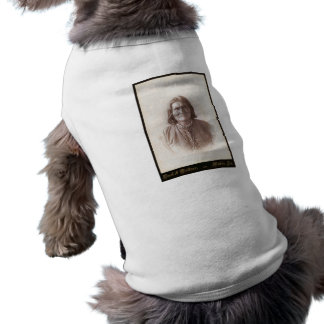 Geronimo 1888 ärmelfreies Hunde-Shirt