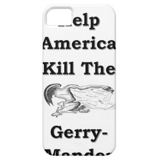 Gerry iPhone 5 Cover