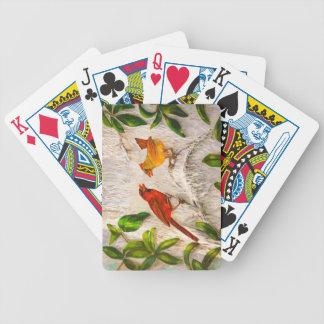 Gesang der Liebe Poker Karten